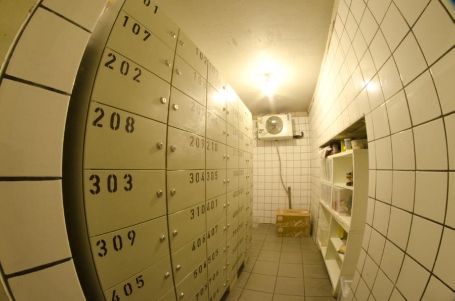 Das Haus - Ausstattung - Kühlschrank und Vorratskammer - Students ...